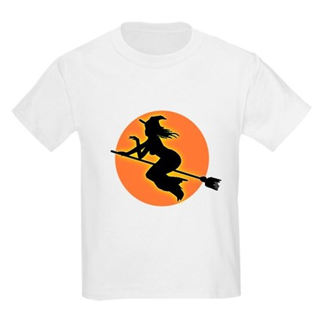Witch Moon Kids Light T-Shirt