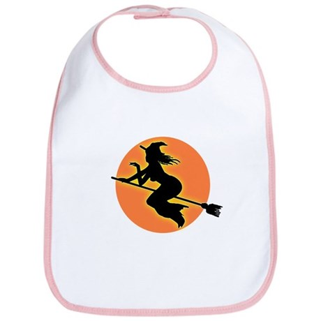 Witch Moon Bib