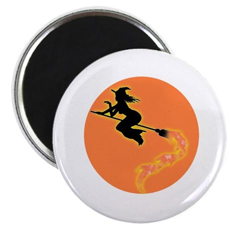 "Witch Moon 2.25"" Magnet (10 pack)"