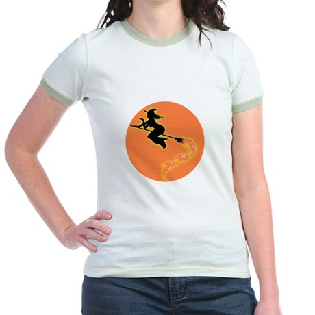 Witch Moon Jr. Ringer T-Shirt