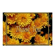Funny Thanks Postcards (Package of 8)