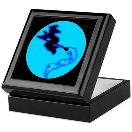 Witch Moon Keepsake Box