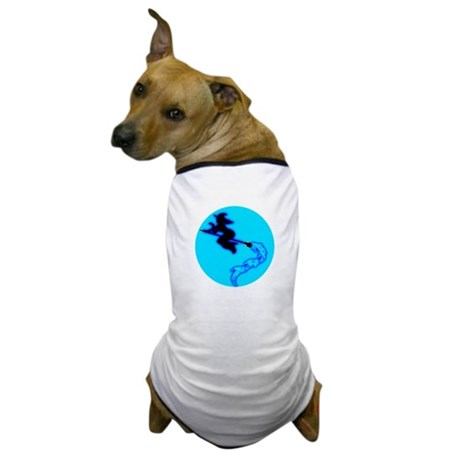Witch Moon Dog T-Shirt