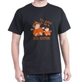 little pumpkin big sister T-Shirt