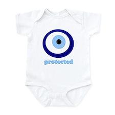 Greek Mati Protection Infant Bodysuit