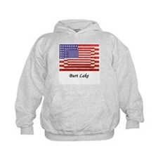 3 Flags super imposed. Looks Hoodie