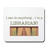 Librarian Mousepad