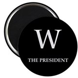 GEORGE W. BUSH Magnet