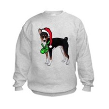 Basenji Christmas Jumper Sweater