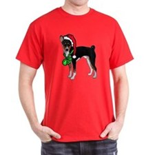 Basenji Christmas T-Shirt