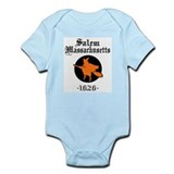 Salem Massachusetts Onesie