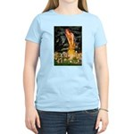 Mid Eve/Border T Women's Light T-Shirt