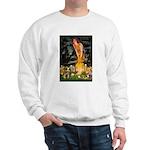 Mid Eve/Border T Sweatshirt