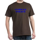 The Cubicle Police T-Shirt