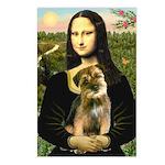 Mona & Border Terri Postcards (Package of 8)