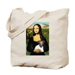 Mona & Fox Terrier Tote Bag