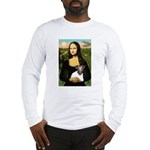 Mona & Fox Terrier Long Sleeve T-Shirt
