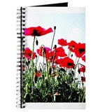 Journal - Modern Poppies