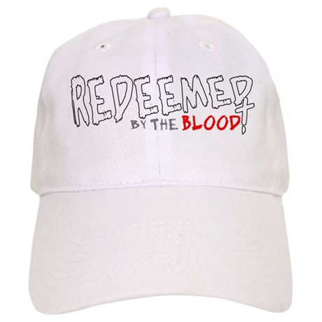 Redeemed by the Blood Cap
