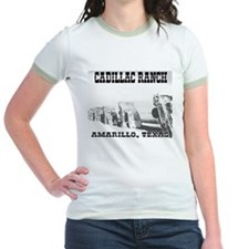 Cadillac Ranch Jr. Ringer T-shirt
