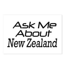 ASk New Zealand Postcards (Package of 8)