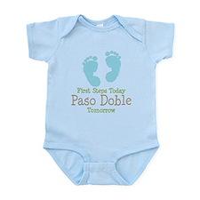 Paso Doble Ballroom Dancing Infant Onesie