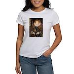 Queen & Rottie Women's T-Shirt