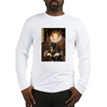 Queen & Rottie Long Sleeve T-Shirt
