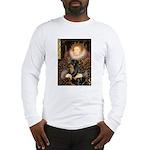 Queen & Rottie Long Sleeve T-Shirt