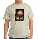 Queen & Rottie Light T-Shirt