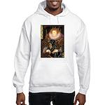 Queen & Rottie Hooded Sweatshirt