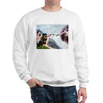 Creation/Rottweiler Sweatshirt