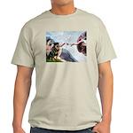 Creation/Rottweiler Light T-Shirt