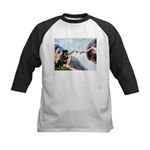 Creation/Rottweiler Kids Baseball Jersey
