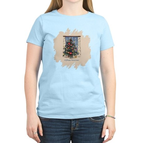 Christmas Tree Women's Light T-Shirt
