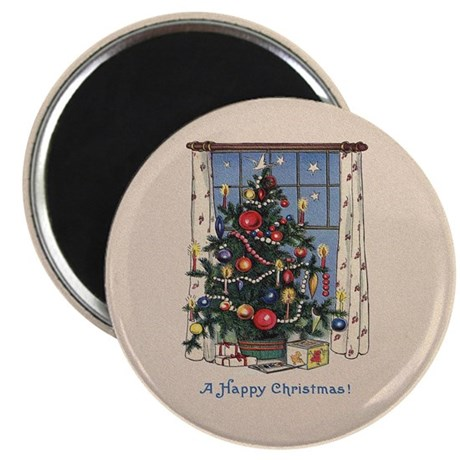 "Christmas Tree 2.25"" Magnet (100 pack)"
