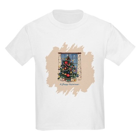 Christmas Tree Kids Light T-Shirt