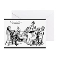 Bennets at Home Greeting Cards (Pk of 20)