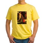Accolade / Rottweiler Yellow T-Shirt