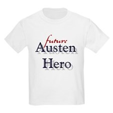 Future Austen Hero T-Shirt