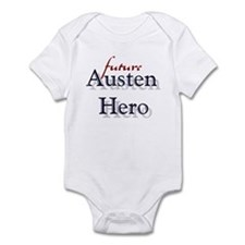 Future Austen Hero Infant Bodysuit