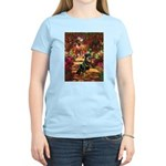 The Path / Rottie Women's Light T-Shirt