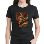 The Path / Rottie Women's Dark T-Shirt