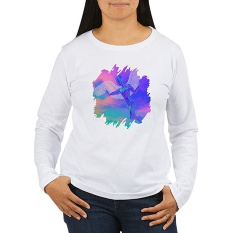 Angel of Light Women's Long Sleeve T-Shirt