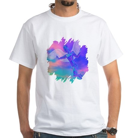 Angel of Light White T-Shirt