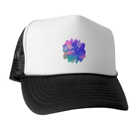 Angel of Light Trucker Hat