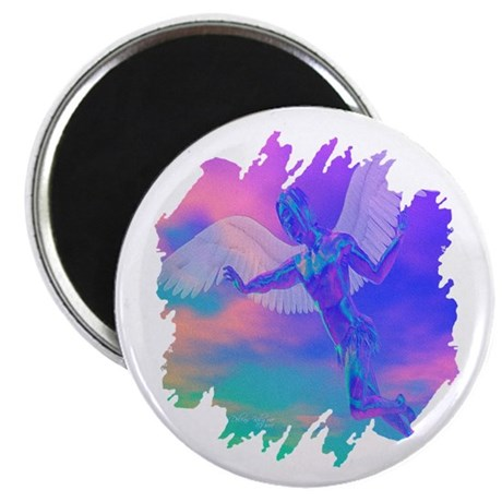 "Angel of Light 2.25"" Magnet (100 pack)"