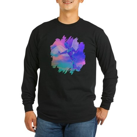 Angel of Light Long Sleeve Dark T-Shirt