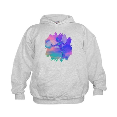 Angel of Light Kids Hoodie