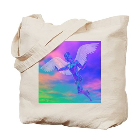 Angel of Light Tote Bag